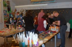 Julepynte-bazaren