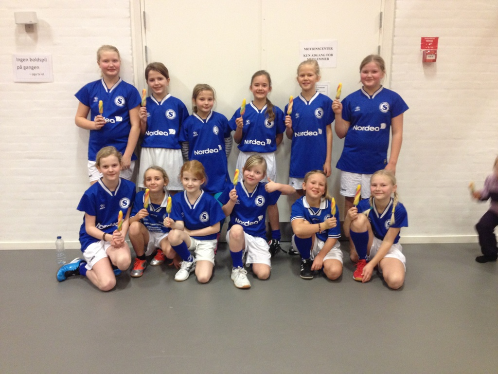 Fodbold - U11-piger