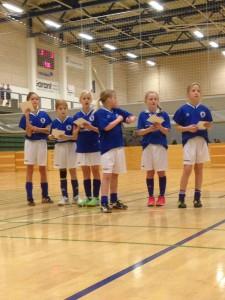 Fodbold 2015 - piger U11