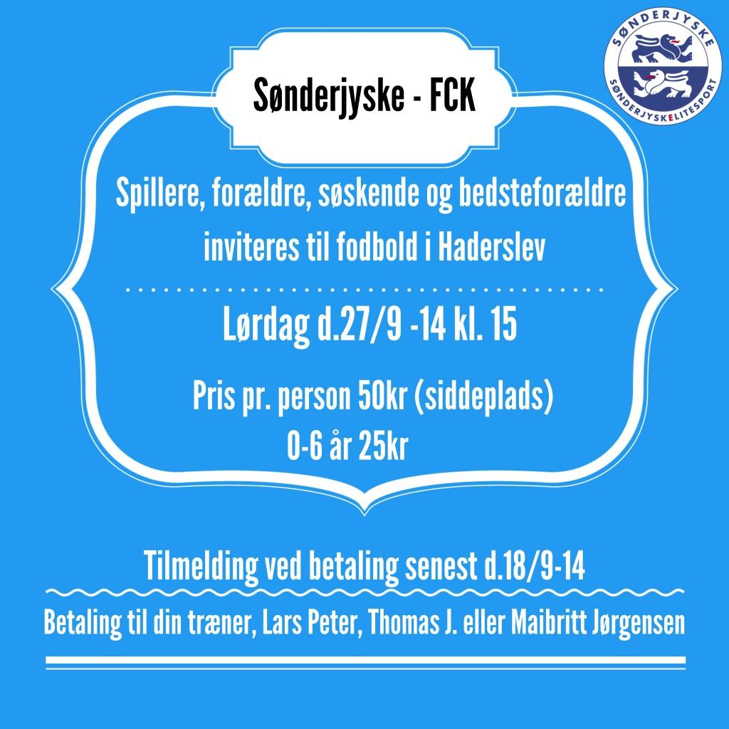 Fodbold - Sønderjyske